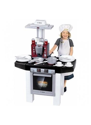 Sunman Klein Toys Bosch Mutfak Seti Ocak Fırın Ve Aspiratör / 4799 Renkli